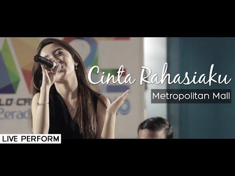 Natalie Zenn - Cinta Rahasiaku (LIVE From Metropolitan Mall, Cileungsi)
