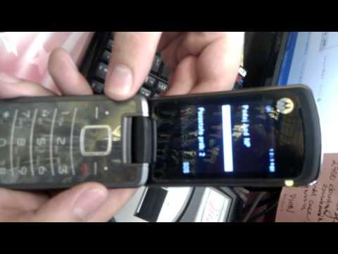 Simlock Motorola Gleam jak wpisać kod, Unlock Motorola Gleam