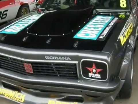Nz Central Muscle Cars Torana Ss Black Youtube