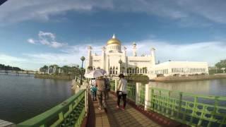Amazing Day Travel in Brunei Darussalam , 41st SSEAYP Homestay I GoPro HERO 4