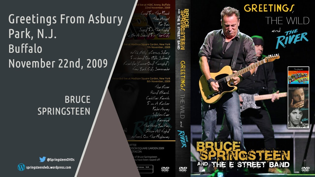 Bruce springsteen greetings from asbury park nj buffalo 22 did you know m4hsunfo