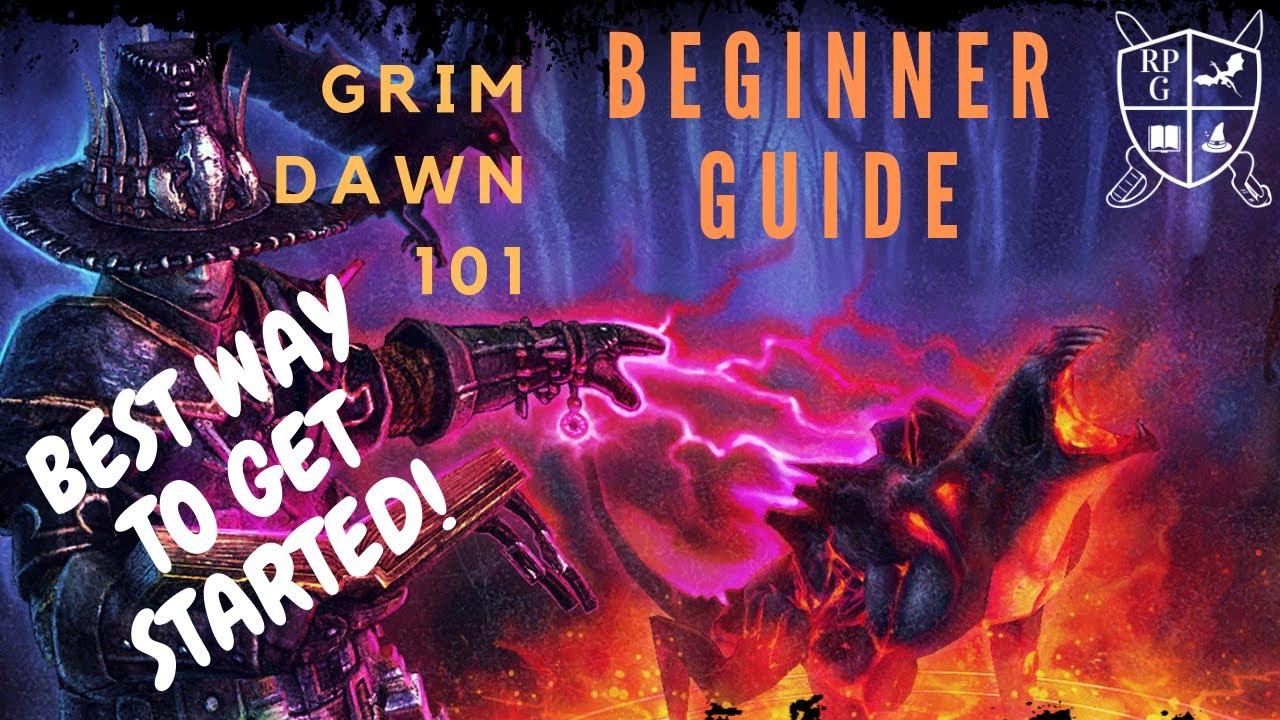 Grim Dawn 101: Beginner Guide