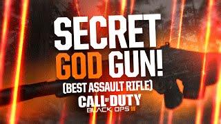 Black Ops 3 - THE SECRET GOD GUN! (Best Assault Rifle in Multiplayer)