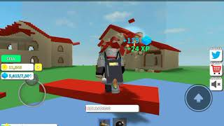 To the destruction of the world! Roblox (ITA)