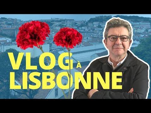 VLOG À LISBONNE - LA RÉVOLUTION DES OEILLETS A 45 ANS !