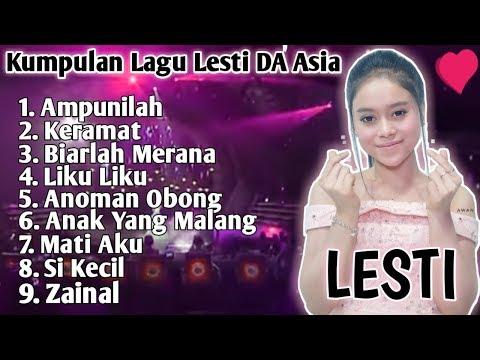 Kumpulan Lagu Lesti DA Asia ( Part 1 ) Full Album