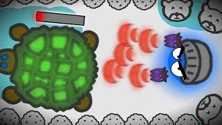 KILLING THE *NEW* TURTLE TITAN BOSS IN FIGHTZ.IO!! (Fightz.io Update)