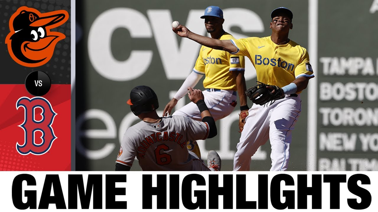 Download Orioles vs. Red Sox Game Highlights (9/19/21) | MLB Highlights