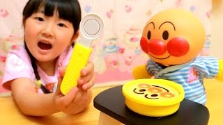 English Title : Anpanman doll toy I grow kindness Friends Anpanman ...