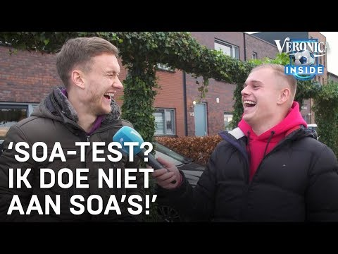 Dennis op pad met Mike te Wierik: 'Soa-test? Ik doe niet aan soa's!' | DENNIS - VERONICA INSIDE