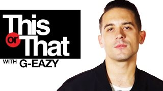 G-Eazy Talks Getting High With Mom, Vodka Immunity, & Losing His Virginity (Part 1 of 2)