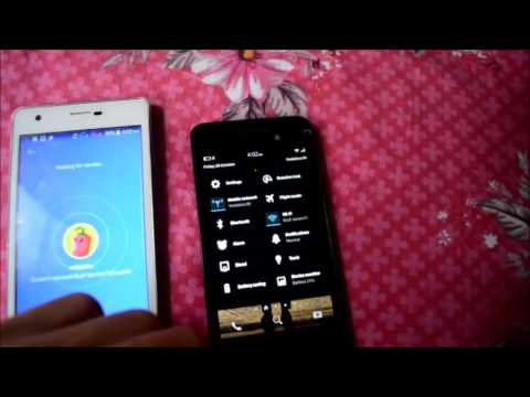 How To Use Share It On Blackberry