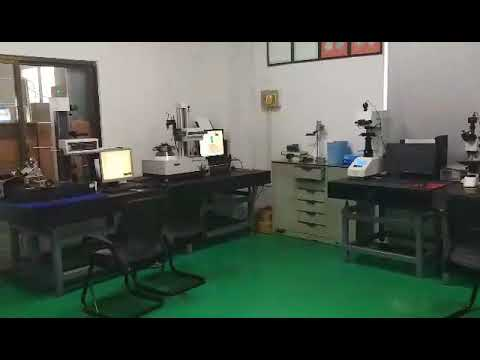 IQFPS bearing company cubic element testing department