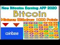New Bitcoins Earning APP 2020 With Proof. Real (BTC).