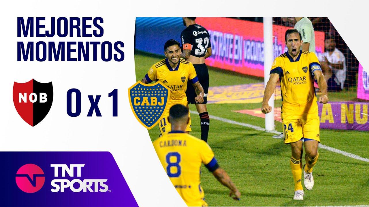 Resumen de Newell's vs Boca Juniors (0-1) | Zona B - F 2 - Copa LFP 2021