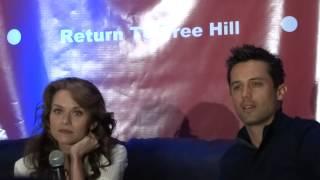Hilarie Burton & Stephen Colletti Q&A 3-28-15 EyeCon Return to Tree Hill Part 6
