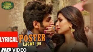 poster lagwa do bazaar me | lyrics song