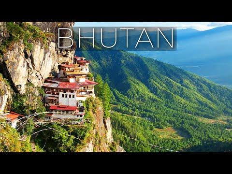 Trekking & Things To Do In Bhutan (Documentary In 4k)