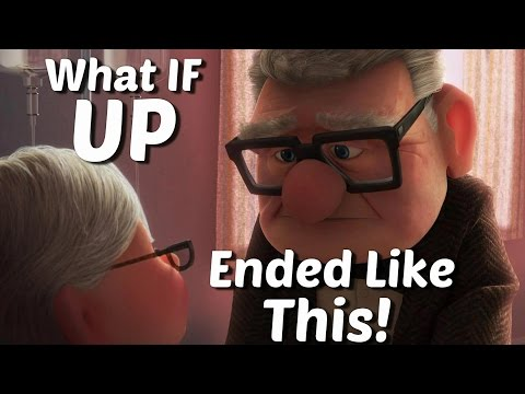 What If Disneys Up Ended Like This |   Up Alternate Ending |   How Up Should Have Ended