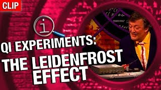 QI - The Leidenfrost Effect