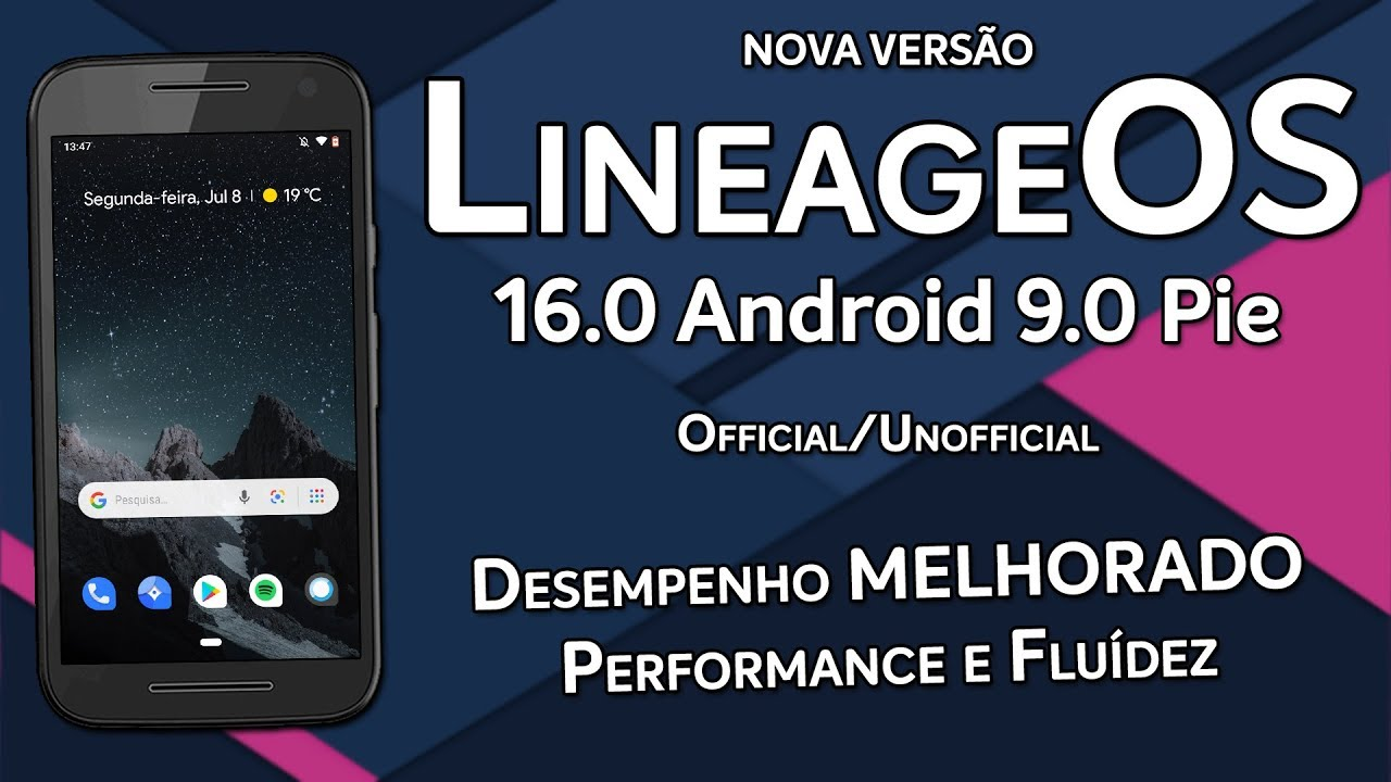 Lineage Os 16 For Jflte