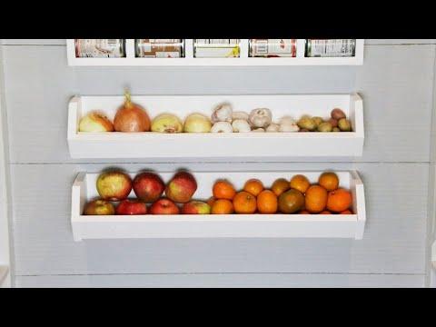 Vegetable Storage - Onion And Potato Bin #anawhite