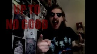 UP TO NO GOOD vocal cover -higher sound (Lordi)