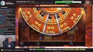 Casino Slots Live - 29/11/19 *QUADS!!*