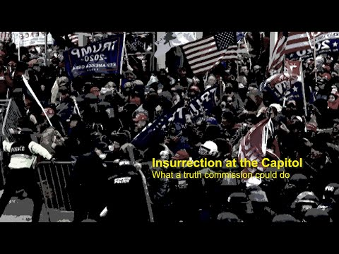 Truth commissions, democracy and the Capitol insurrection