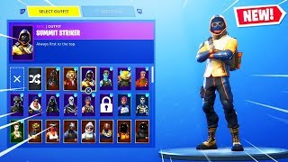 New STARTER PACK SKIN Gameplay in Fortnite..