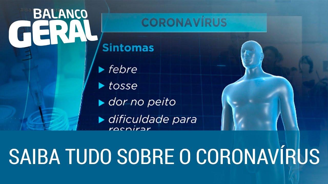 Saiba quais são os sintomas do coronavírus e como a doença é ...