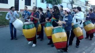Escuela de candombe A.F.R.O.S. (Rivera-Uruguay)