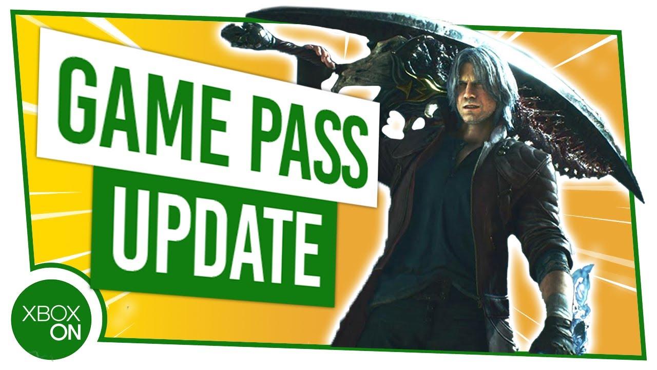 Xbox Game Pass UPDATE | 7 Brand NEW Games Added