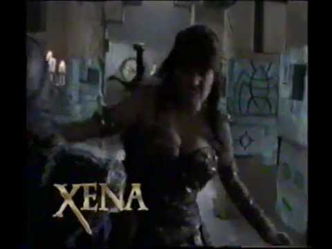 Original XENA ad!  2001