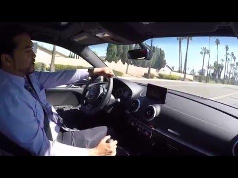 Audi A3 e-tron Sportback Test Drive | Los Angeles Audi Dealer