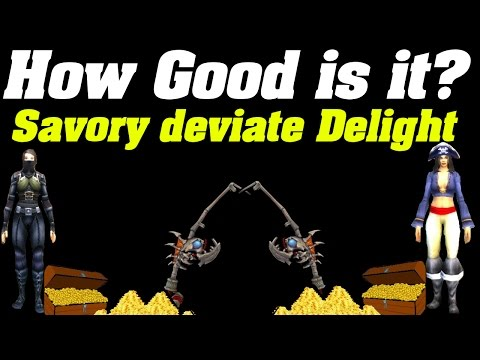 How Good Is It?    Savory Deviate Delight Farming  