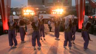 Zeybek the Turkish Folk Dance, Bollywood style