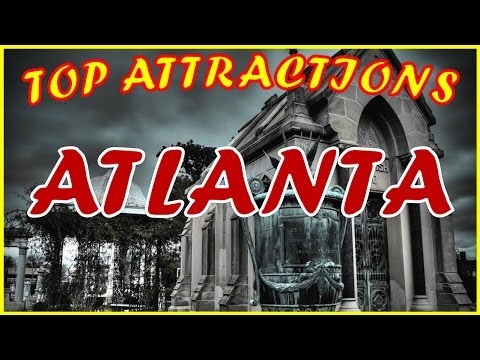 Visit Atlanta, Georgia, U.S.A.: Things to do in Atlanta - City in a Forest