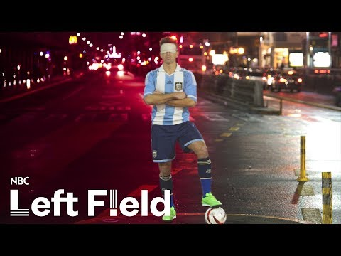 Blind Soccer Player Goes For Gold With Argentine Team | NBC Left Field