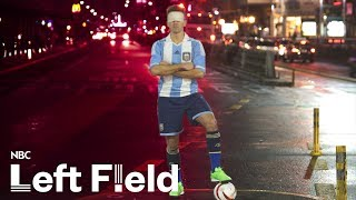 Blind Soccer Player Goes for Gold With Argentine Team   NBC Left Field