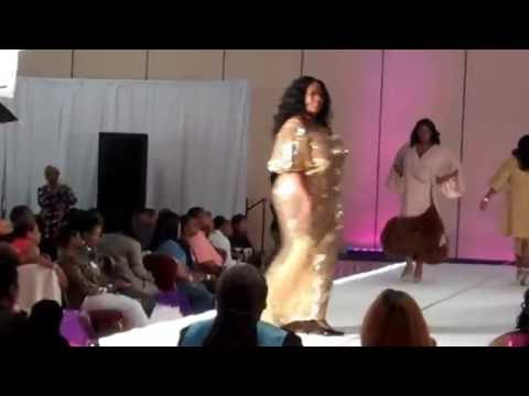 LMS Extra Extra - Full Figure Fashion Show from Newark