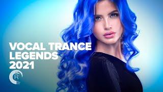 VOCAL TRANCE LEGENDS 2021 [FULL ALBUM]