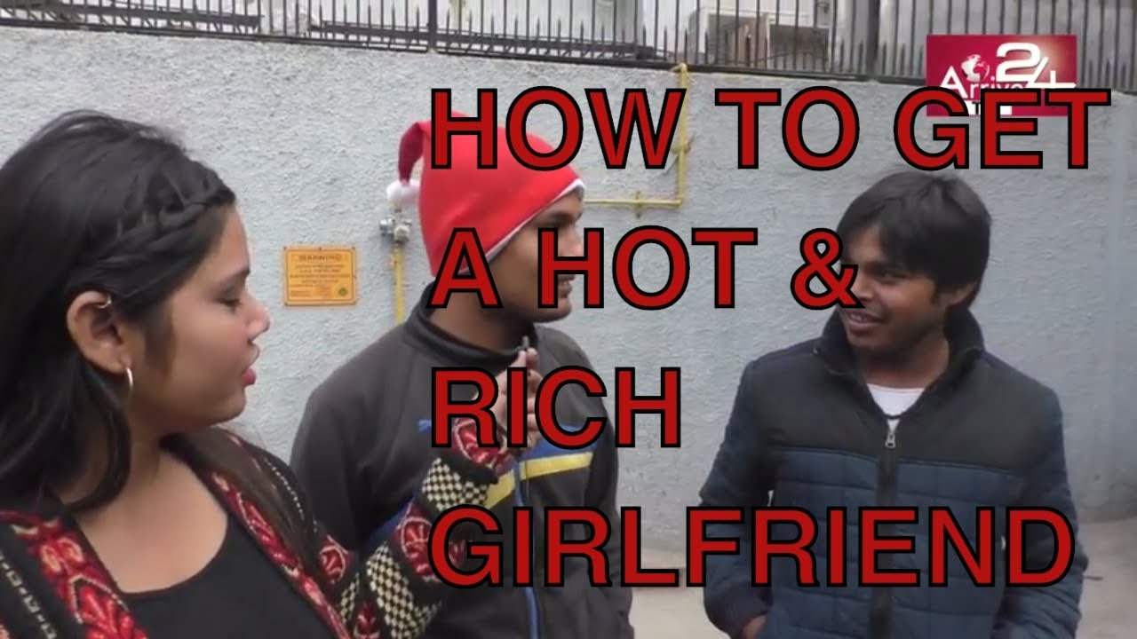 The fastest way to find a girlfriend