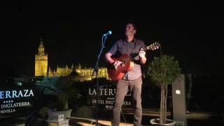 depedro nubes de papel live the roof sevilla