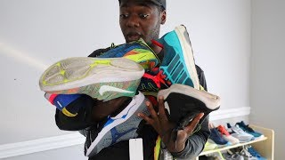 HOW MANY SNEAKERS DO YOU ACTUALLY NEED?!