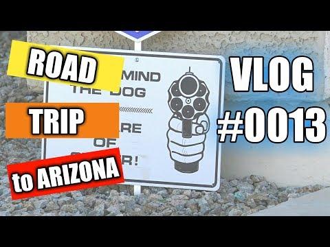 ROAD TRIP VLOG - WINNIPEG TO PHOENIX - CHECK OUT MY 3 DAY (2050 miles/3300km) ADVENTURE - VLOG #0013