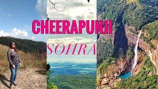 Places to visit in Cheerapunji | Sohra | Northeast India | Meghalaya Tourism | Part2 | Poojashree