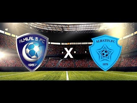 مشاهدة مباراة الباطن والهلال بث مباشر بتاريخ 08-02-2019 الدوري السعودي
