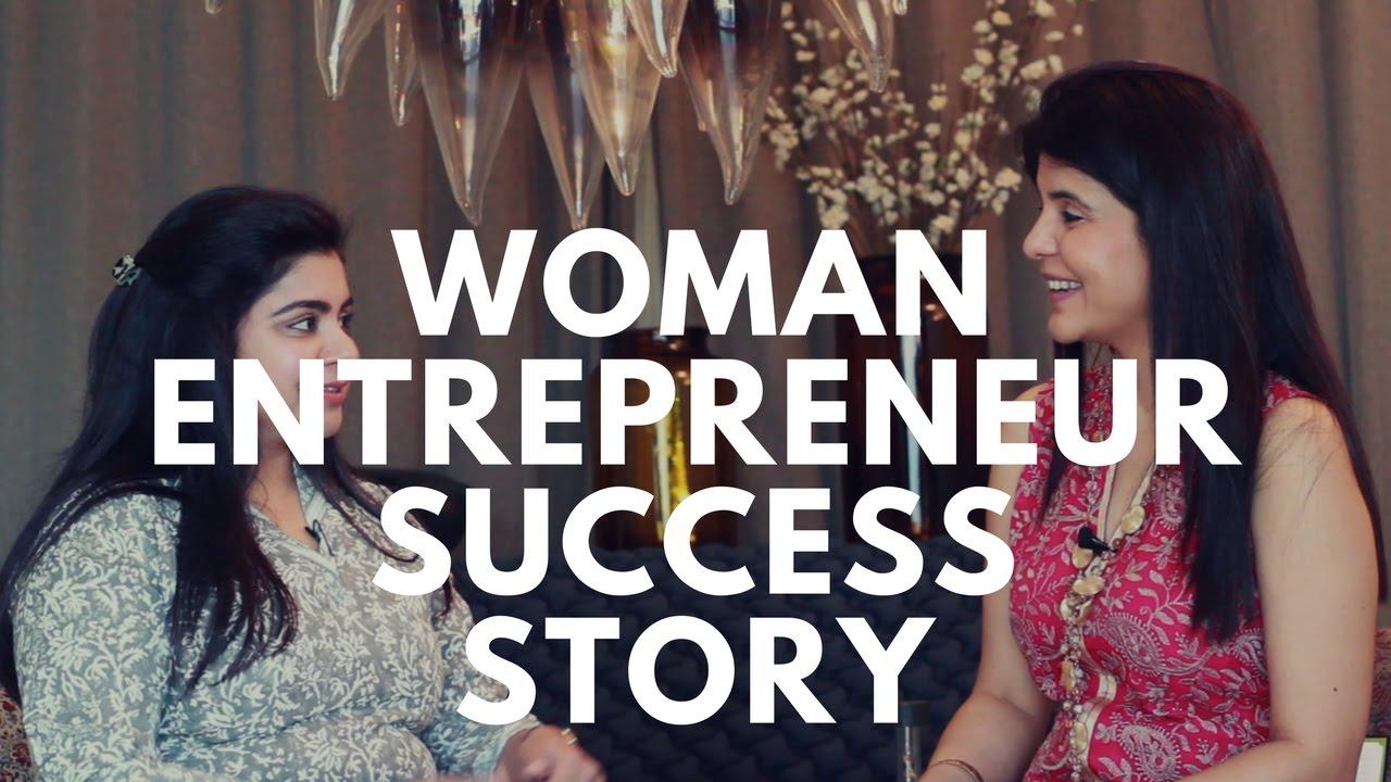 Indian Women Success Story Women Entrepreneur Success Story Chetchat