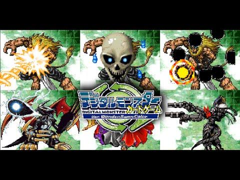 digimon digital monsters card game ver wonderswan